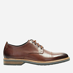 Pitney Cap British Tan Leather mens-oxfords-lace-ups