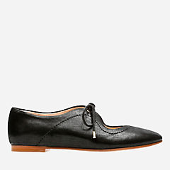 Grace Allie Black/Metallic womens-flats