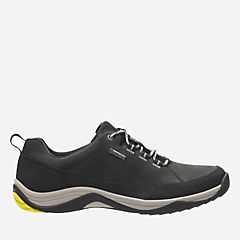 Baystone Run GTX Black Nubuck mens-ortholite