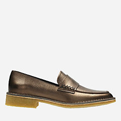 Friya Loafer Bronze Leather originals-womens