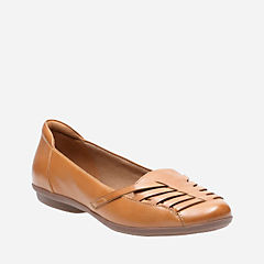Gracelin Gemma Tan Leather womens-barefoot-shoes