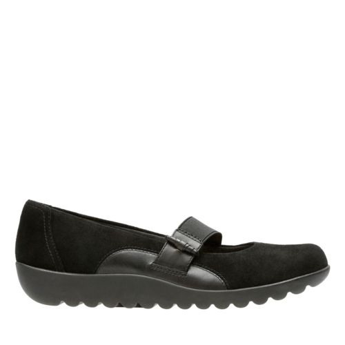 Medora Frost Black Leather/Suede Combo sale-womens-flats