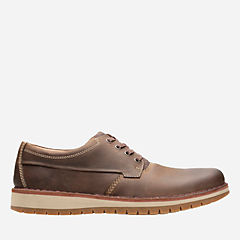 Varby Stride Tan Leather mens-oxfords-lace-ups