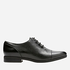 Tilmont Ivy Black Leather womens-artisan