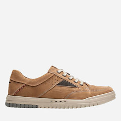 Unrhombus Go Tan Nubuck mens-oxfords-lace-ups
