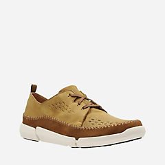 Trifri Lace Tobacco Nubuck mens-active