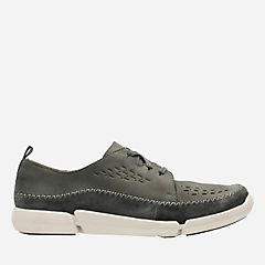 Trifri Lace Grey Nubuck mens-active
