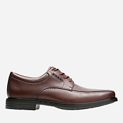 Unkenneth Way Brown Leather mens-unstructured