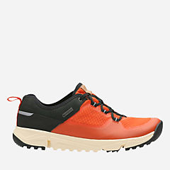 Tri Track Run GTX Red Combi mens-ortholite
