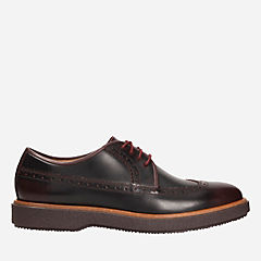 Modur Limit Burgundy Leather mens-oxfords-lace-ups