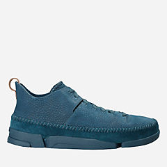 Trigenic Flex Dark Teal Nubuck originals-mens-trigenics