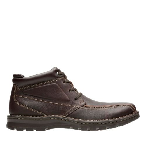 Vanek Rise Brown Oily Leather sale-mens-boots