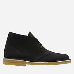 Desert Boot Black Sde originals-mens-desert-boots