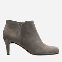 Arista Paige Grey Suede womens-collection