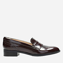 Netley Lola Burgundy Patent Leather womens-view-all