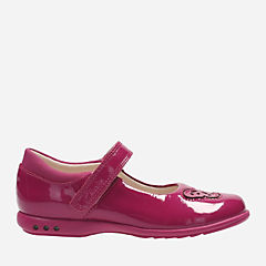 Trixi Eish Toddler Pink Patent girls-shoes