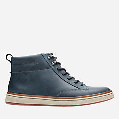 Norsen Mid Dark Navy mens-casual-boots