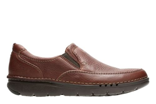 Unnature Easy Brown Leather sale-mens-casual-shoes