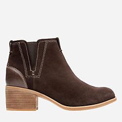 Maypearl Daisy Dark Brown Combi womens-ortholite
