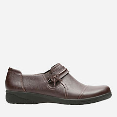 Cheyn Madi Dark Brown Leather womens-collection