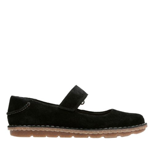 Tamitha Aster Black Suede womens-collection