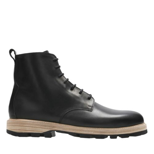 Lorwin Mali Black Leather sale-mens-boots