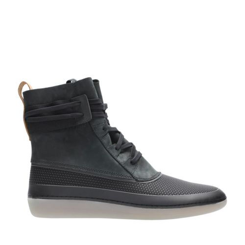 Nature V Black mens-casual-boots