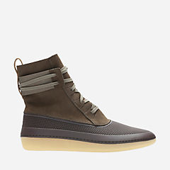 Nature V Brown Combi mens-casual-boots