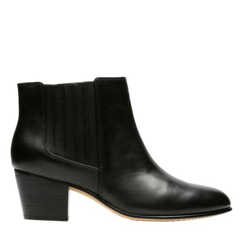 Maypearl Tulsa Black Leather womens-ortholite