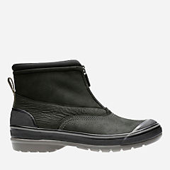 Muckers Hike Black Nubuck womens-ortholite