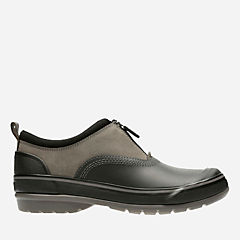 Muckers Trail Dark Grey Rubber/Nubuck womens-ortholite