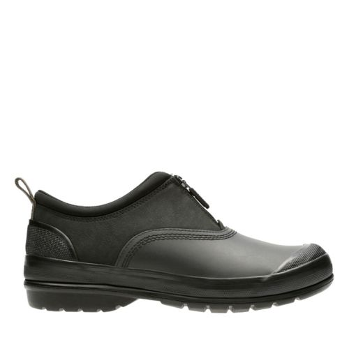Muckers Trail Black Nubuck womens-ortholite