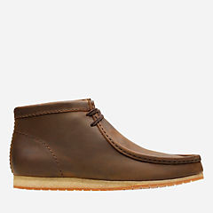 Wallabee Step Boot Beeswax Leather mens-wallabees