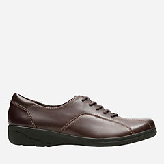 Cheyn Ava Dark Brown Leather womens-collection