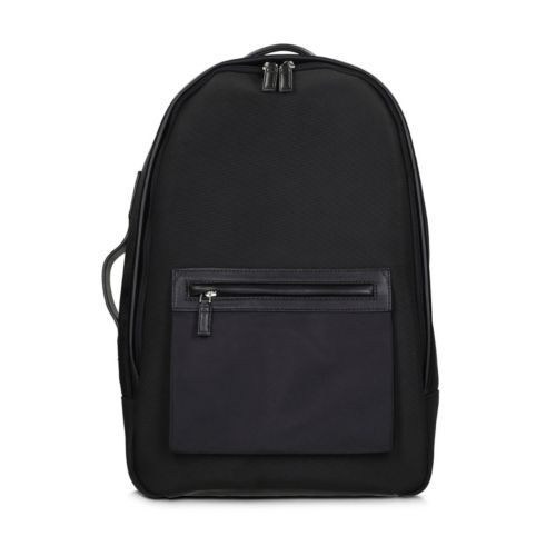 The Merton Black Nylon mens-accessories
