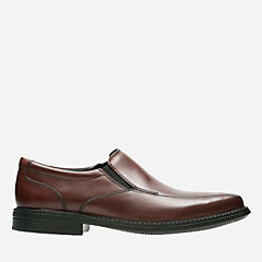 Bolton Free Brown Leather mens-loafer-slip-on