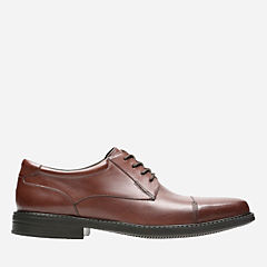 Wenham Cap Brown Leather mens-dress-shoes