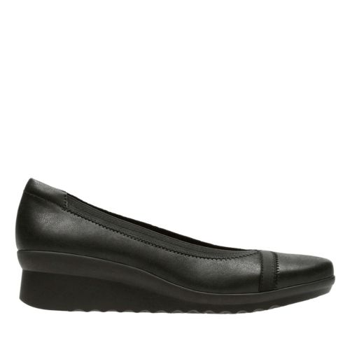 Caddell Dash Black Synthetic Nubuck womens-collection