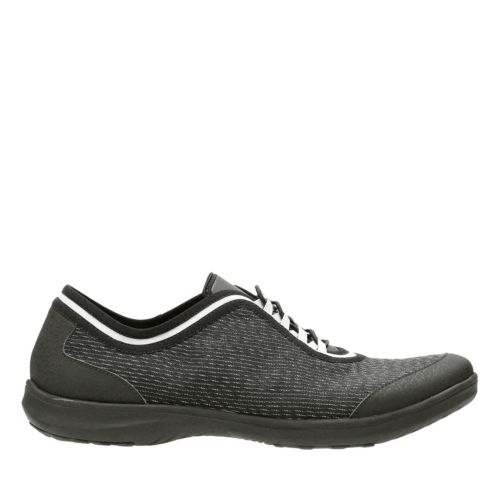 Dowling Pearl Black Synthetic womens-active