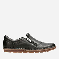 Tamithacattura Black Scrunch Leather womens-collection
