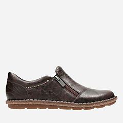 Tamithacattura Dark Brown Scrunch Leather womens-collection