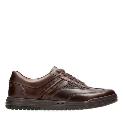 Unrhombus Fly Brown Leather mens-oxfords-lace-ups