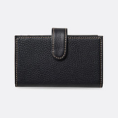 Teagan Lin Black womens-wallets