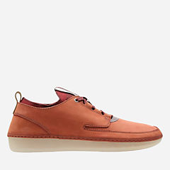 Mens Nature IV Rust Combi mens-shoes