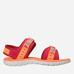 Surfing Skies Berry Combi girls-toddler