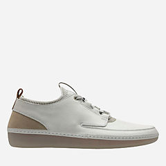 Mens Nature IV White Combi mens-casual-shoes