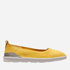 Origin Zero X1 Yellow Nubuck womens-shoes