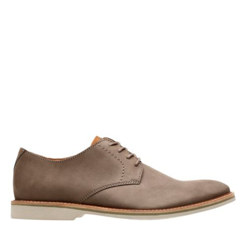 Atticus Lace Taupe Nubuck mens-oxfords-lace-ups