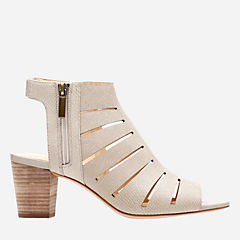 Deloria Ivy Sand Leather womens-peep-toe-heels