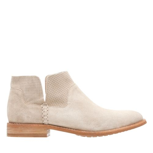 Edenvale Bella Sand Suede womens-boots